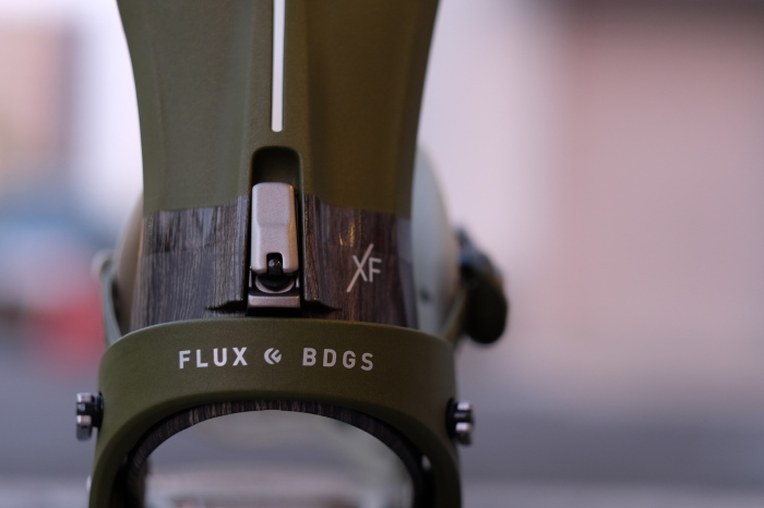 FLUX BINDING~New added brand~ - amp [snowboard & life style select]