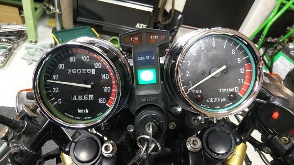 Z400FXカスタム_b0163075_20094644.jpg