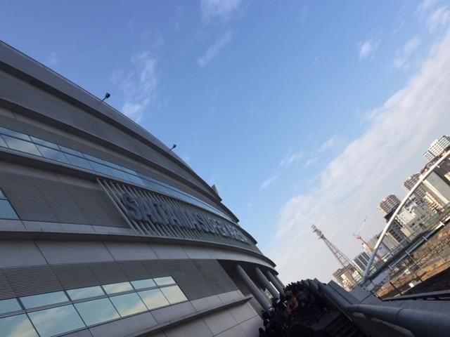 たまアリに来れたぁ!BUMP OF CHICKEN2017-2018 PATHFINDER_b0187479_21394118.jpg