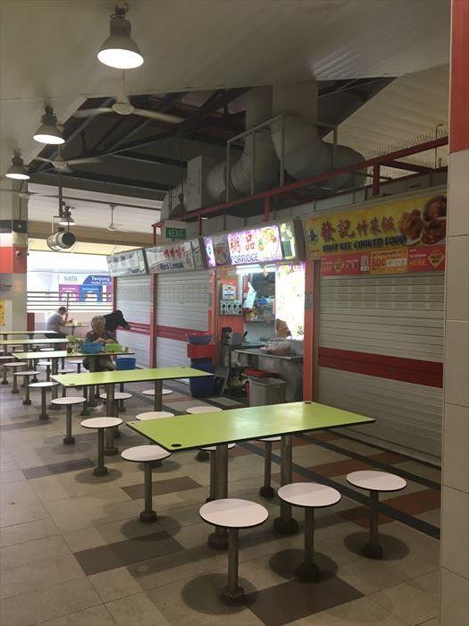 子連れシンガポール旅行3日目 屋台料理とリトルインディアと高級住宅街 _f0167281_11355431.jpg