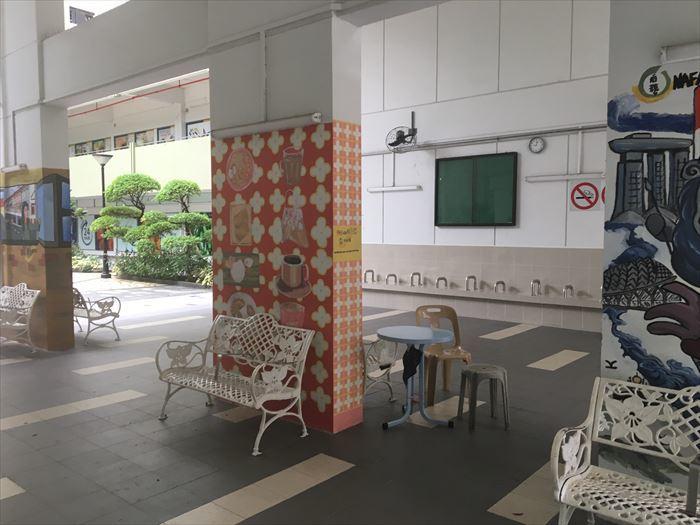 子連れシンガポール旅行3日目 屋台料理とリトルインディアと高級住宅街 _f0167281_11371170.jpg