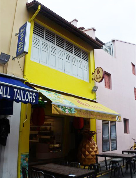 子連れシンガポール旅行4日目 ポピアとトランポリンとチャイナタウングルメツアー_f0167281_21030508.jpg