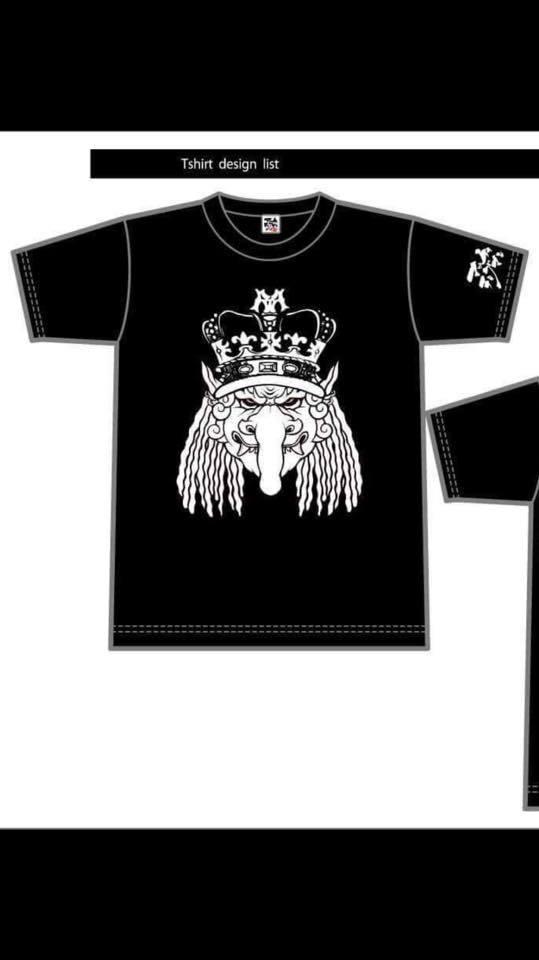《afm✖︎ ガチシリーズメンバーTシャツ》好評販売受付中!んの巻_f0236990_14461848.jpg