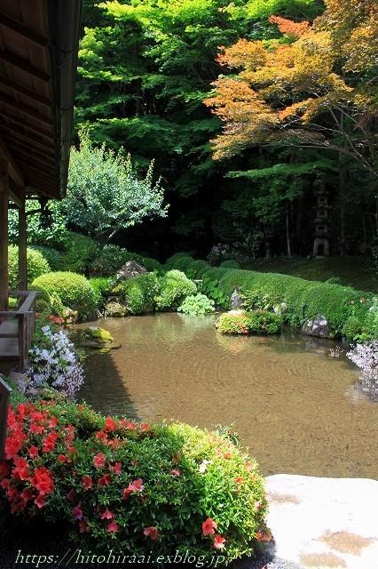 京都大原寂光院_f0374092_21523354.jpg