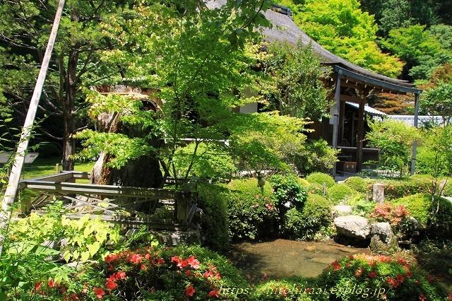 京都大原寂光院_f0374092_23453341.jpg