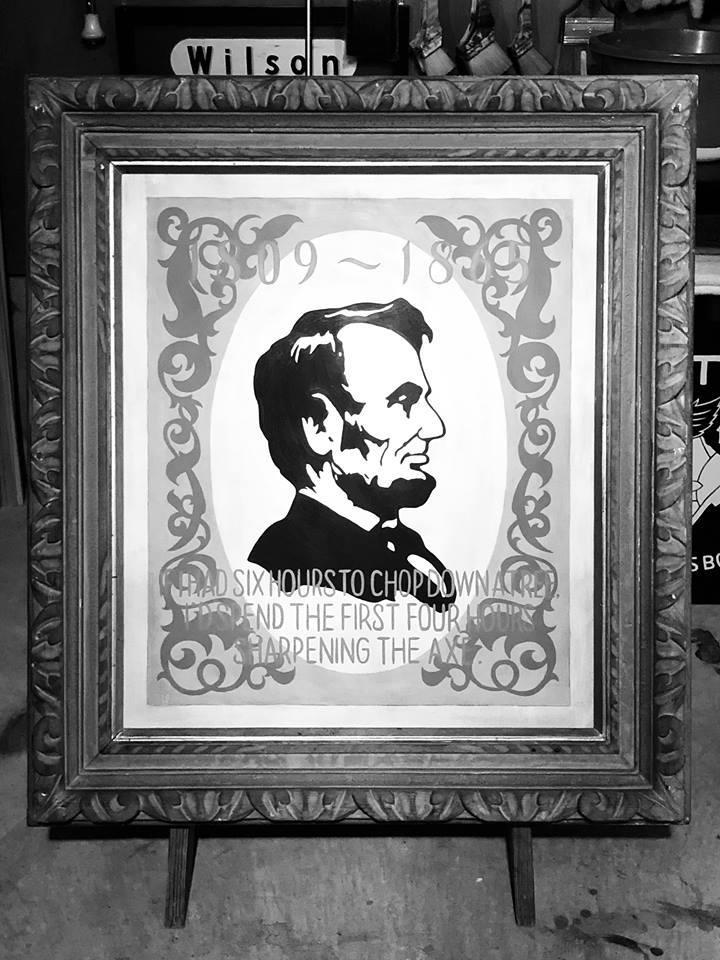 ◆ Abraham Lincoln ◆_c0078202_16170904.jpg