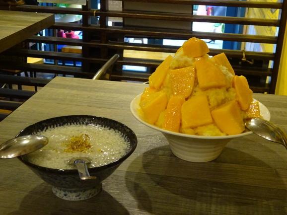 台湾2018 緑豆蒜啥咪さんで念願のマンゴーかき氷_e0230011_17221548.jpg