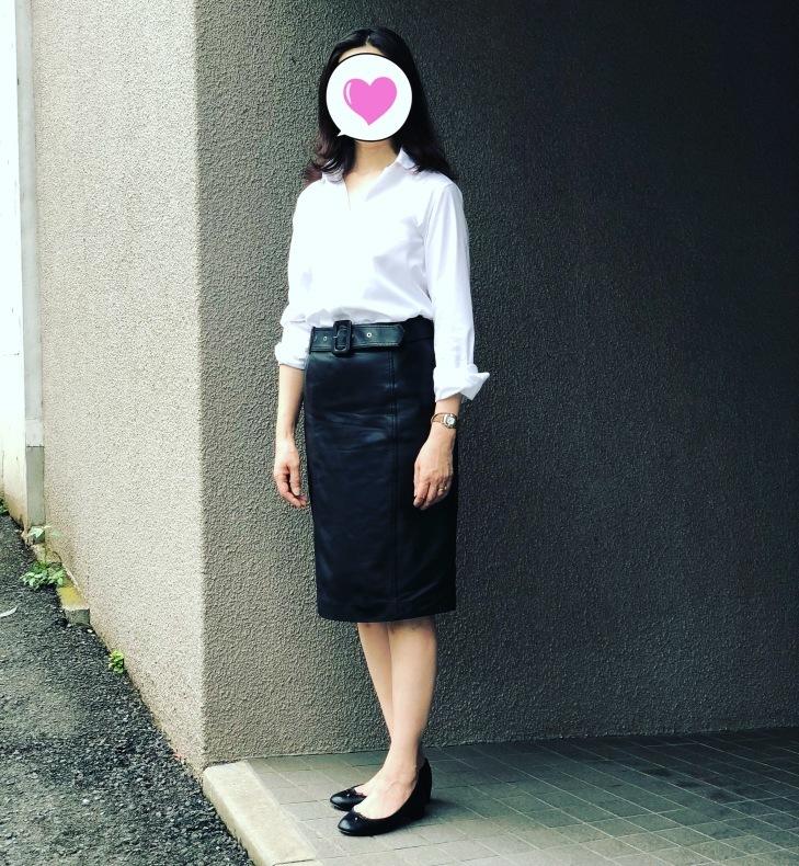 レザースカート試着ウィークレポート②_d0380315_14305602.jpeg