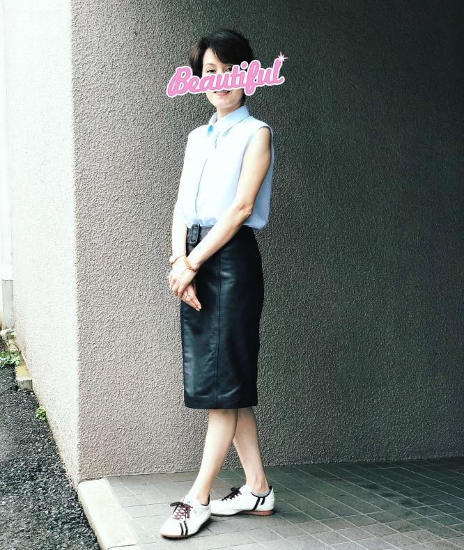 レザースカート試着ウィークレポート②_d0380315_14312494.jpeg