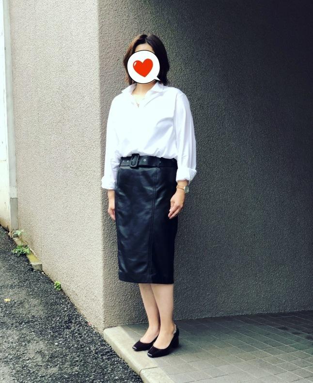レザースカート試着ウィークレポート②_d0380315_14321126.jpeg
