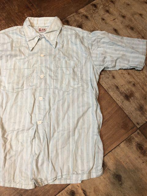 6月23日(土)入荷! 40s  E&W  all cotton BOXシルエット、開襟シャツ!_c0144020_13464503.jpg