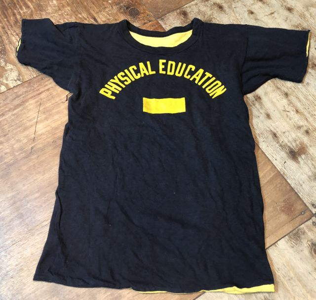 6月23日(土)入荷!50s〜WILTON  BLACK リバーシブル Tシャツ!_c0144020_15062956.jpg