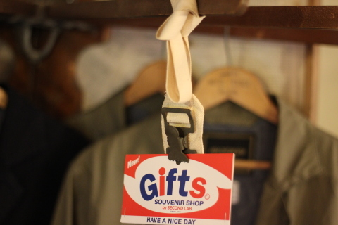 "【DEAD STOCK】 ""FRENCH MILITARY CANVAS BELT\"" & \""UK MILITARY 止血ベルト\"" ご紹介_f0191324_08305952.jpg"