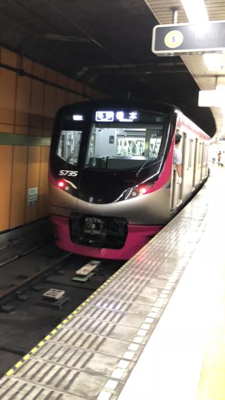 京王新車_f0290135_06164991.jpg