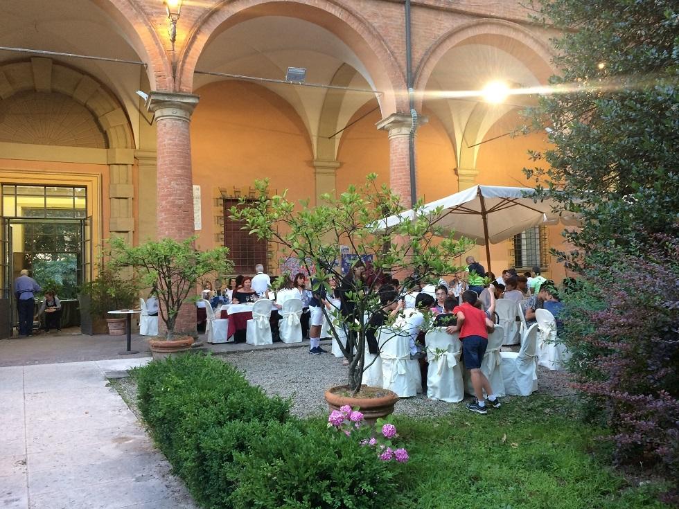 ボローニャの素敵なレストラン!_c0054646_18063646.jpg