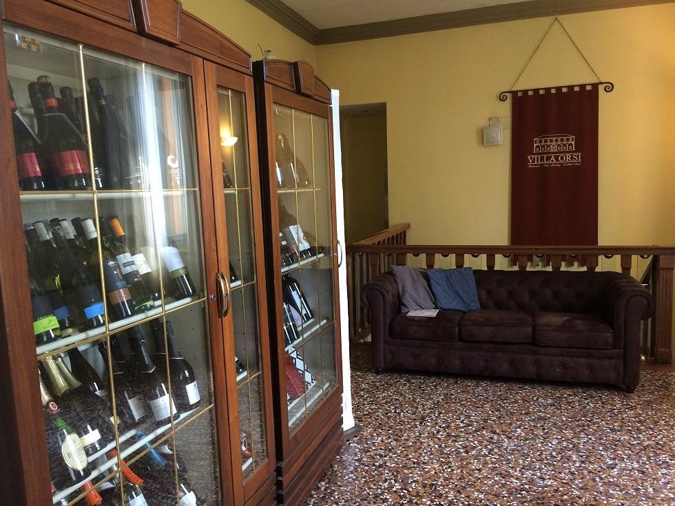 ボローニャの素敵なレストラン!_c0054646_18072225.jpg