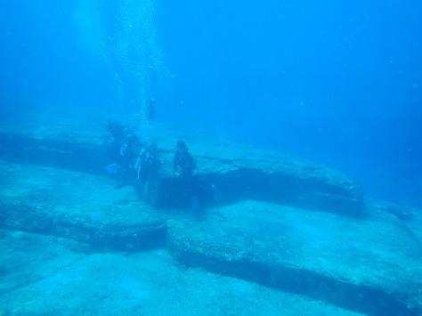 6月22日 念願の海底遺跡へ_d0113459_17231784.jpg