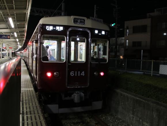 阪急箕面線 代走 6014F_d0202264_21581261.jpg