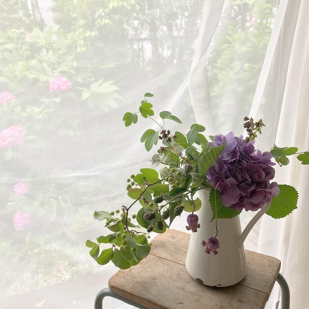 7月の花あそび_a0259565_15301537.jpeg