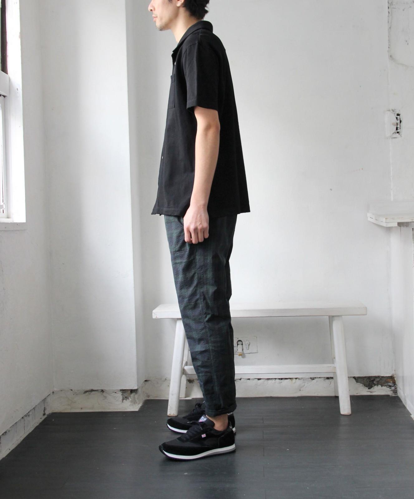 Giza Kanoko Open Collar Shirt_c0379477_23153794.jpg