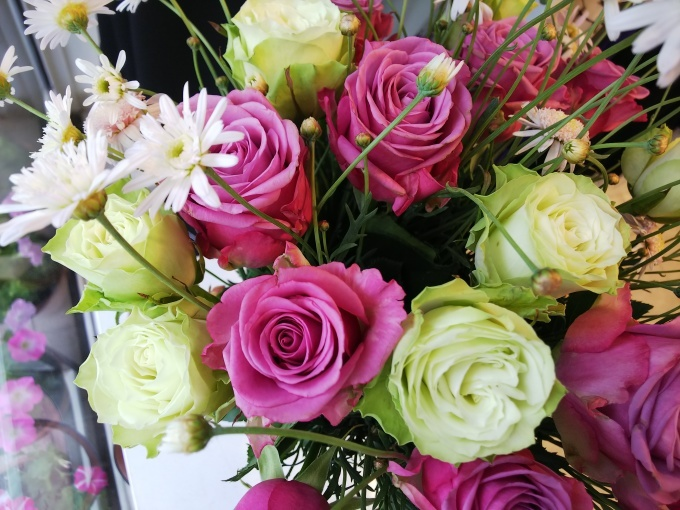 5月、素敵な服とお花がいっぱいです!_c0054646_12190758.jpg