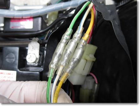 アルミエンジンカバー取り付け_c0147448_15265426.jpg