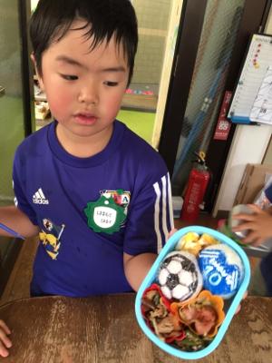 アンジュビオレサッカー教室①_f0324461_17170832.jpg