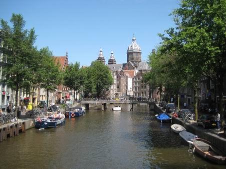オランダへの小旅行 – 4 (アムステルダム、ゴッホ・ミュージアム)_a0280569_038958.jpg