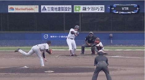 清宮14本目、杉田4強ならず、藤井七段勝利、そして日本ハムも勝つ_d0183174_09313270.jpg