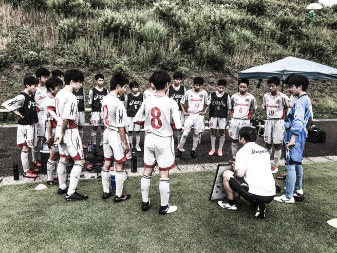 【CLUB YOUTH U-15】vs ラッセル郡山 June 23,2018_c0365198_17080270.jpeg