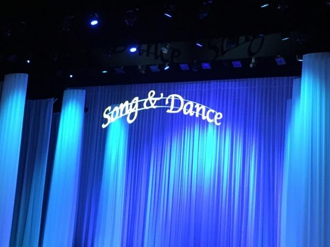『SONG&DANCE 65』_a0100706_18124445.jpg