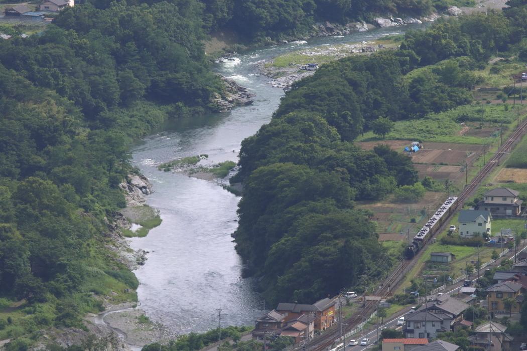 荒川は涼やかに流れる - 秩父・2018年初夏 -_b0190710_19400040.jpg