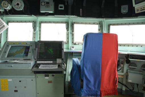 海旅~多用途支援艦ひうち!と、チャイナタウン♪~2018.06.15_b0259218_04240493.jpg