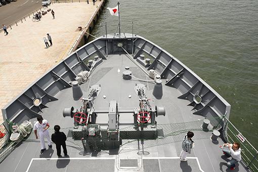 海旅~多用途支援艦ひうち!と、チャイナタウン♪~2018.06.15_b0259218_04294103.jpg