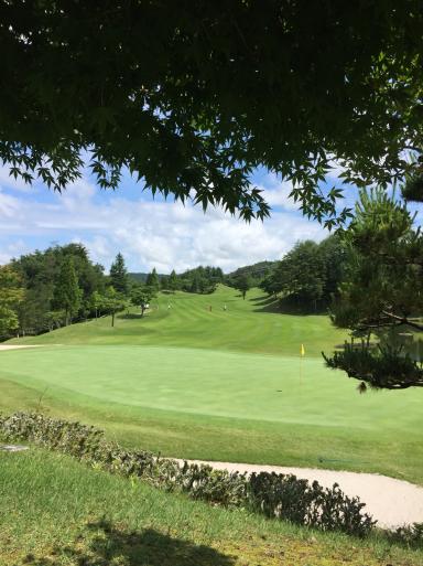 今日はゴルフです_c0223630_09585567.jpg