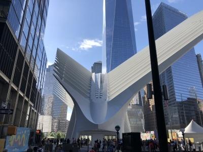 ニューヨーク、ワシントンD.C.、ニューヘイブンの旅\'18_e0097130_20420075.jpg