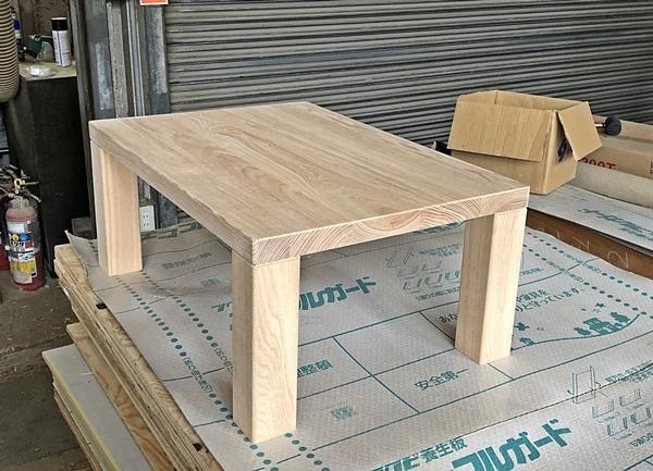 タモのテーブルとちゃぶ台_c0019551_10190948.jpg