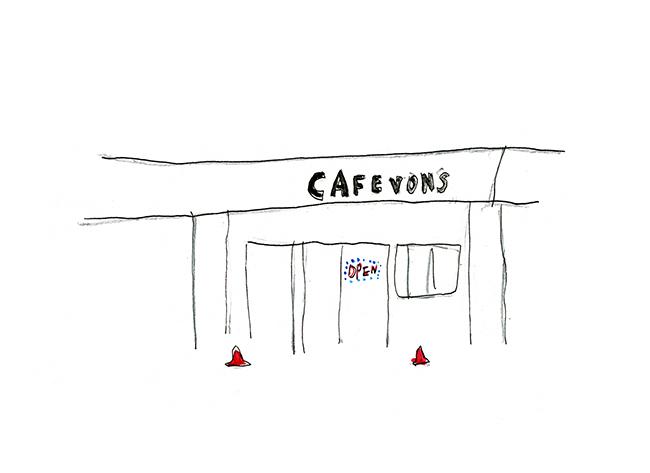 CAFE VONS_c0154575_23231047.jpg