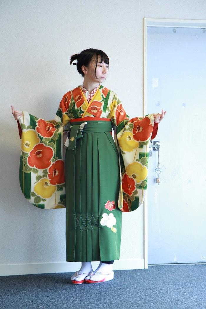 Kyoukoちゃんの卒業袴_d0335577_16141155.jpg