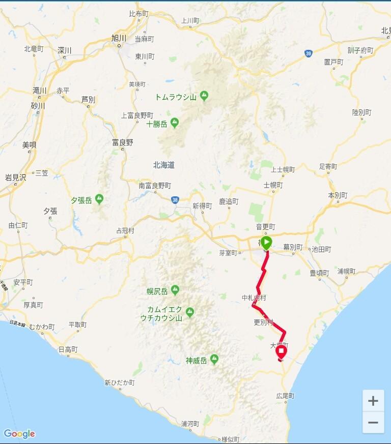 63日目【札幌−帯広-大樹町】十勝平野を南下すると素敵な宿がありました_e0201281_04594077.jpg
