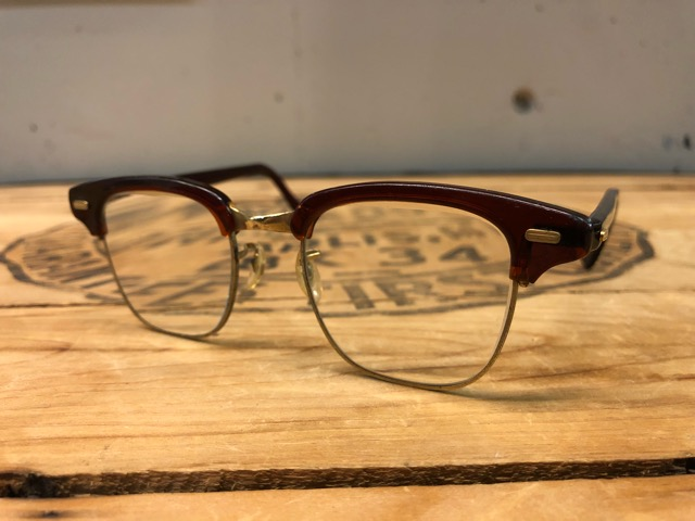 6月27日(水)大阪店Vintage入荷日!!#2 MIX編!1960\'s U.S.Mail LeatherBag、Glasses&FreeMason!!(大阪アメ村店)_c0078587_20214058.jpg