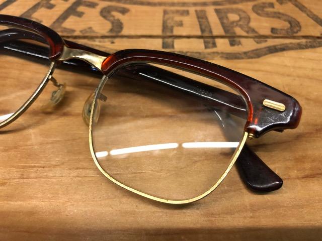 6月27日(水)大阪店Vintage入荷日!!#2 MIX編!1960\'s U.S.Mail LeatherBag、Glasses&FreeMason!!(大阪アメ村店)_c0078587_202241100.jpg