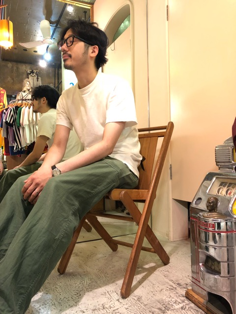 6月27日(水)大阪店Vintage入荷日!!#2 MIX編!1960\'s U.S.Mail LeatherBag、Glasses&FreeMason!!(大阪アメ村店)_c0078587_20233695.jpg