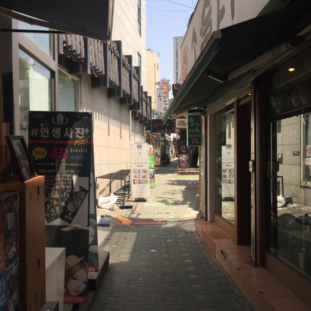 18年5月後半ソウル3☆仁寺洞の人気店でランチ_d0285416_19190076.jpg
