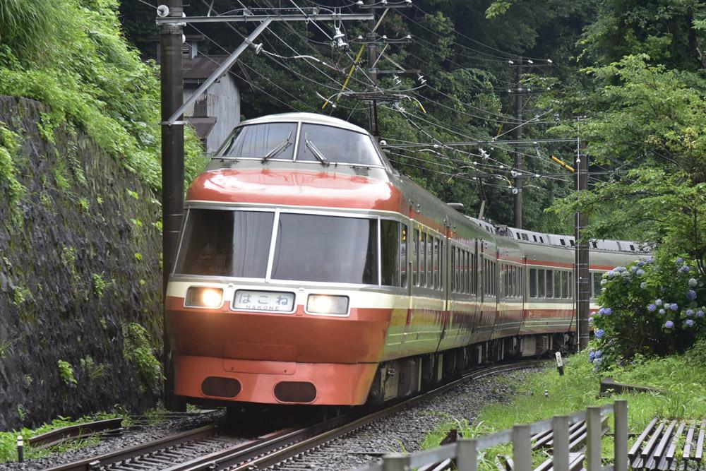 小田急線・ロマンスカーLSE引退まじか_e0367330_20362517.jpg