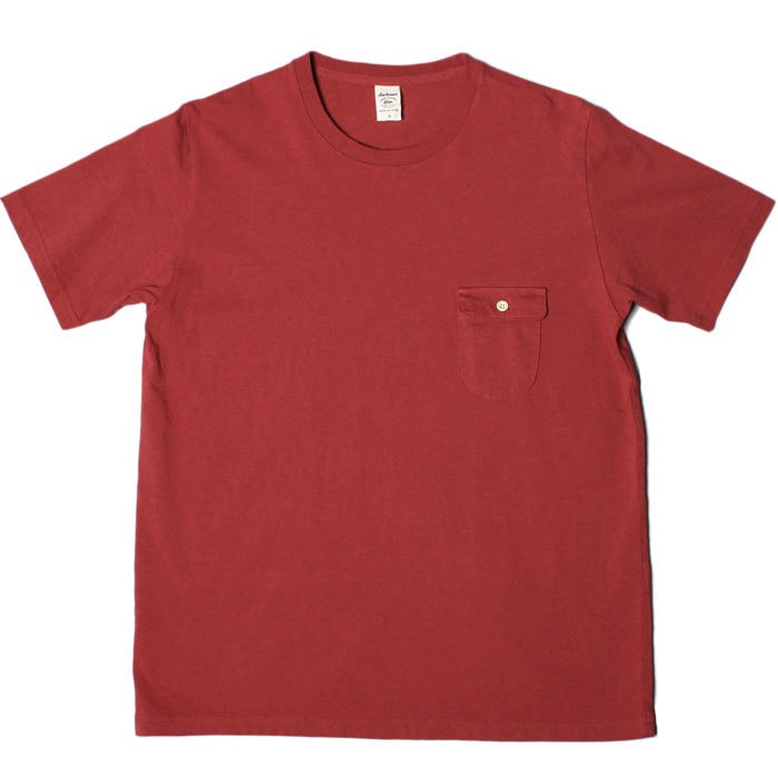 Jackman Pocket T-shirt JM5550 MAROO入荷_c0196434_16523849.jpg