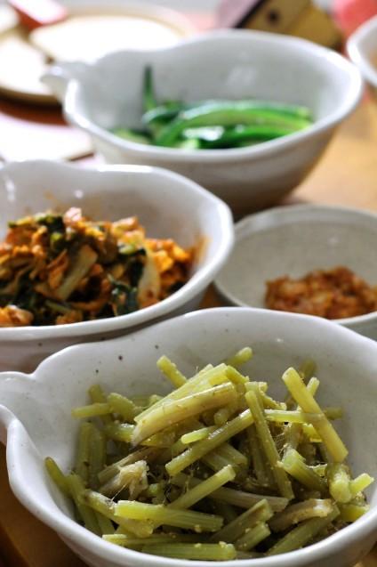 野菜づくしのビビンパ_d0377645_22101940.jpg