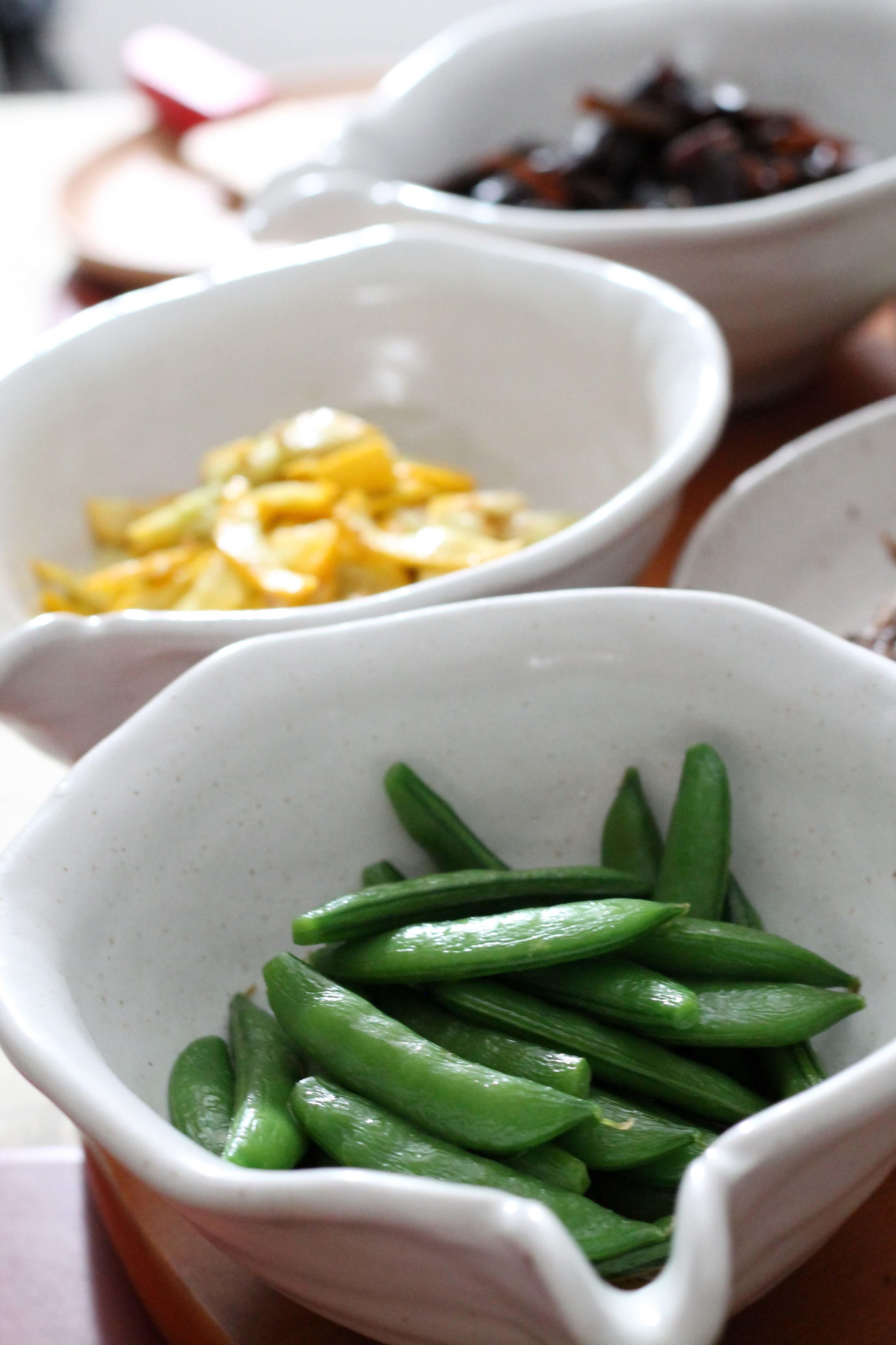 野菜づくしのビビンパ_d0377645_22105451.jpg