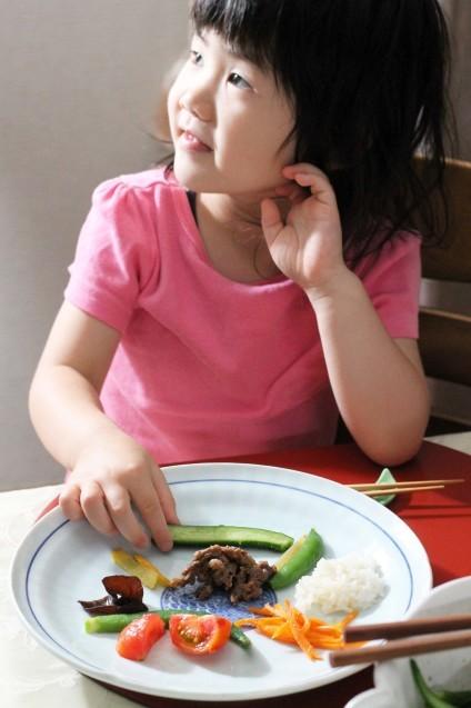 野菜づくしのビビンパ_d0377645_22113646.jpg