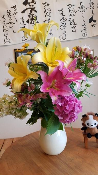 お花♪_b0328361_20281275.jpg